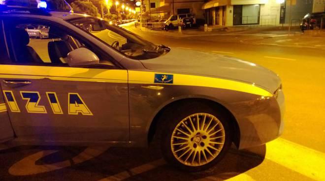 polizia notte