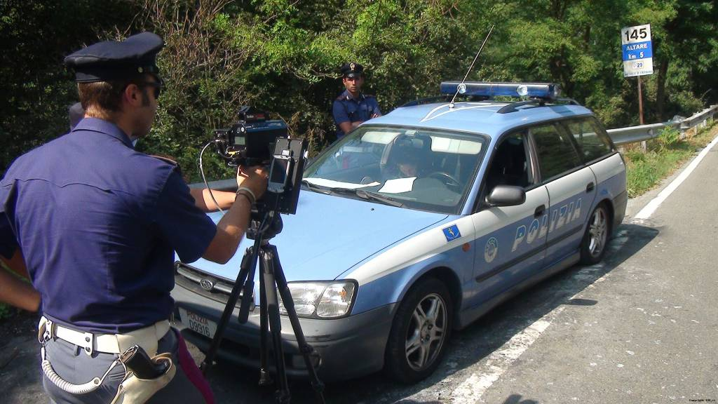 Polizia stradale polstrada