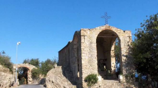 Santa Croce Alassio