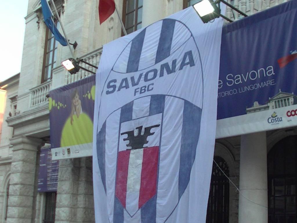 Savona Fbc 2013/14 presentazione
