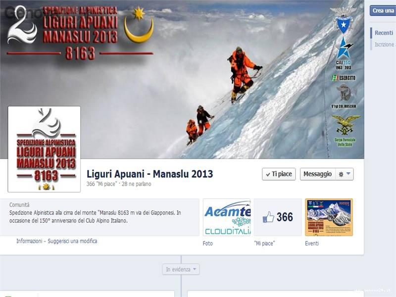 spedizione liguria nepal