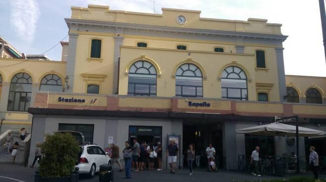 stazione rapallo biglietteria