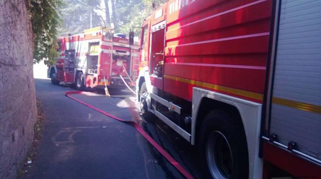 Vigili del fuoco Albenga