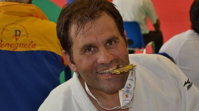 World Masters Games, judo: medaglia d'oro per lo spotornese Marco Zunino