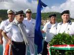 Affondamento della corazzata Roma: commemorazione a Vado