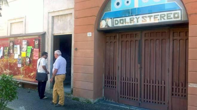 Albenga, riprendono i lavori all'ex cinema Astor