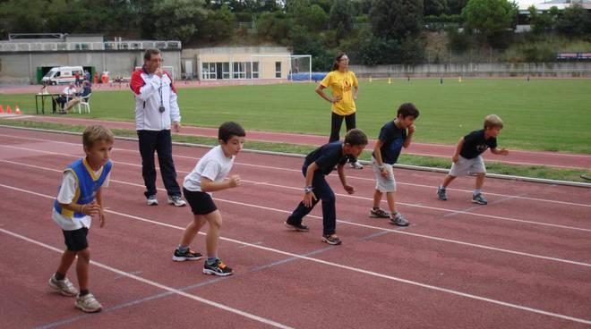 Atletica mercoledi leoni