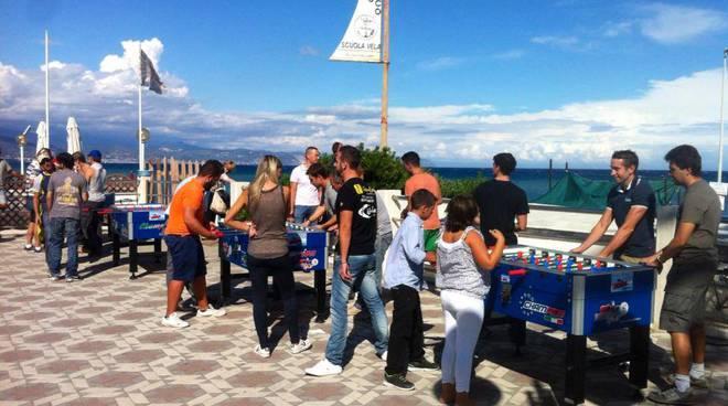 calcio balilla Trofeo Tre Torri