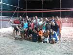 campionato sand volley Pietra