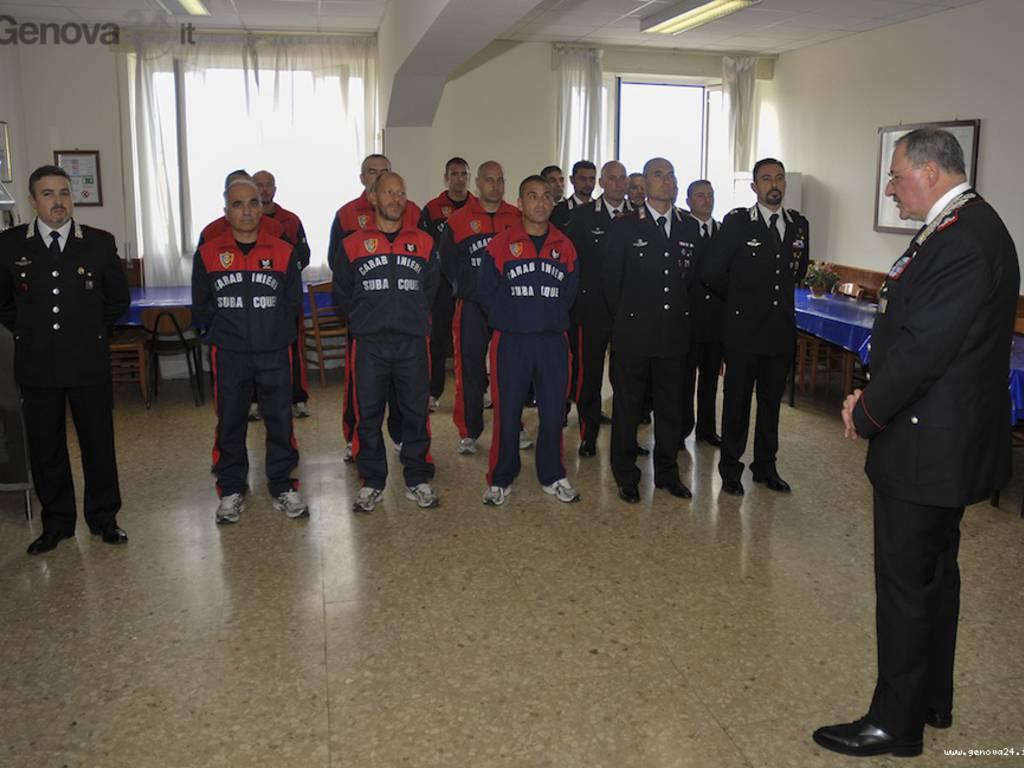 carabinieri subacquei