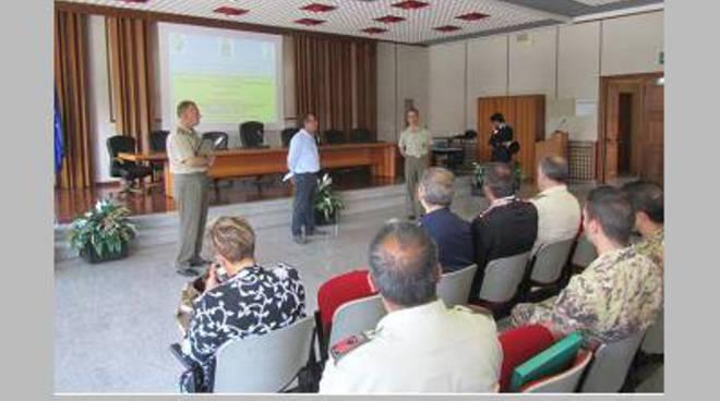 Corsi di formazione per i giovani Volontari delle Forze Armate