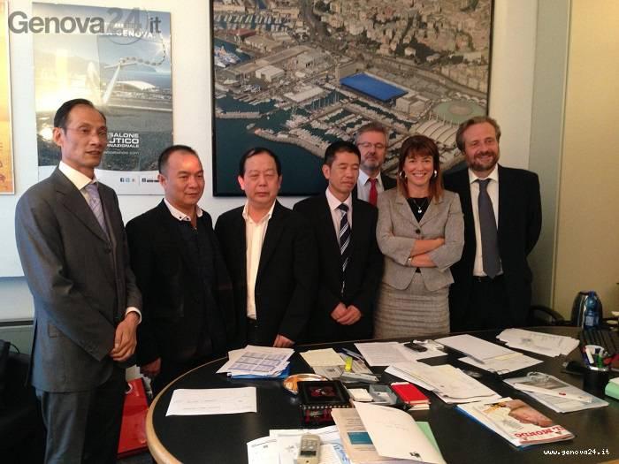 fiera genova e europe business development