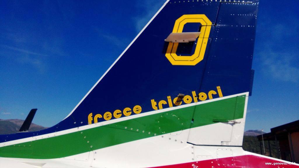 Frecce Tricolori 2013: tutto pronto