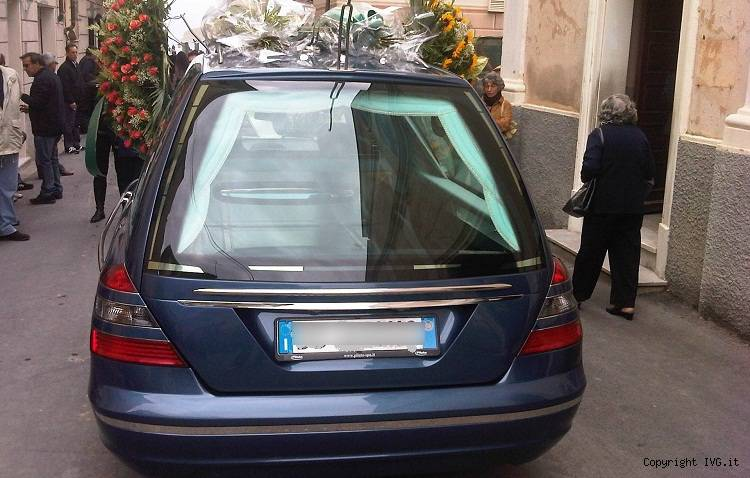 Funerale lutto