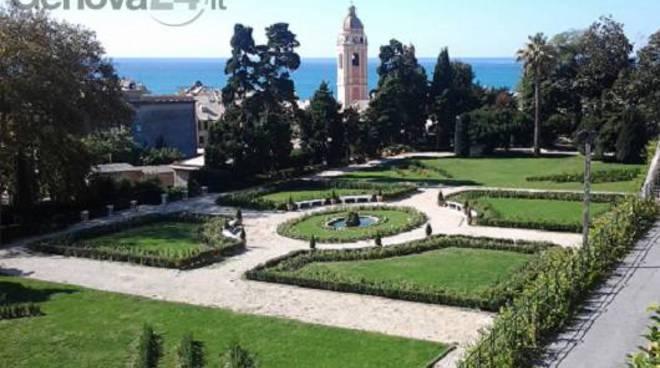 Villa duchessa di galliera il giardino ritrovato riapre for Giardinieri genova