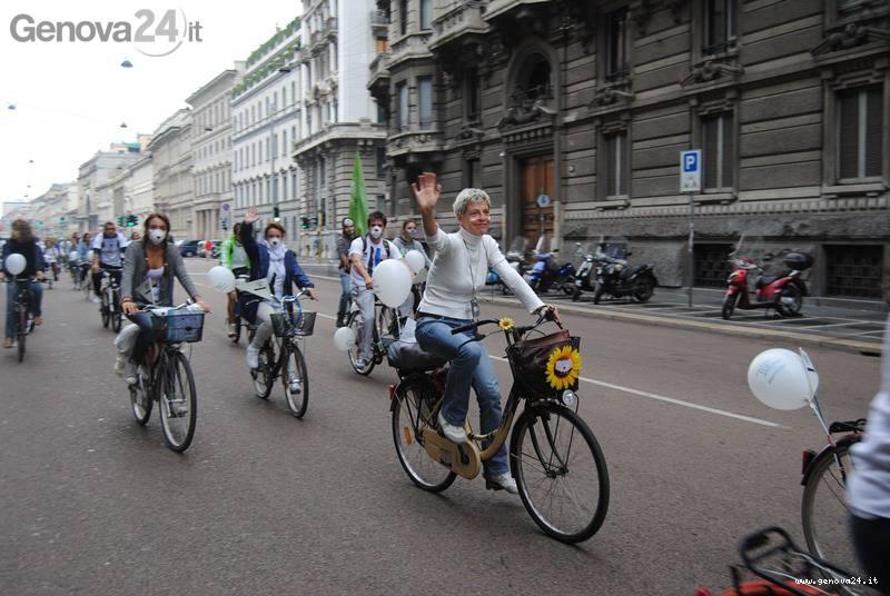 greenpeace bicicletta