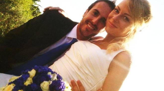 Lorenzo e Tatiana sposi