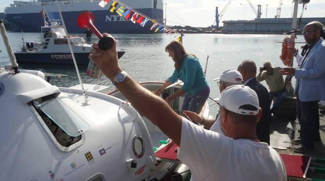motobarca Il Grillo