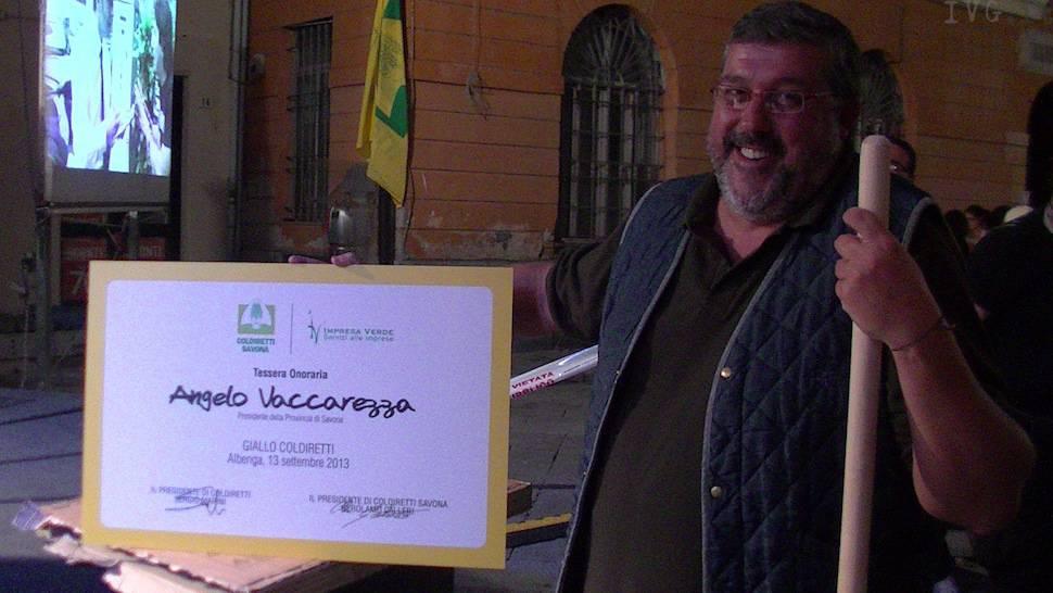 Notte gialla vaccarezza