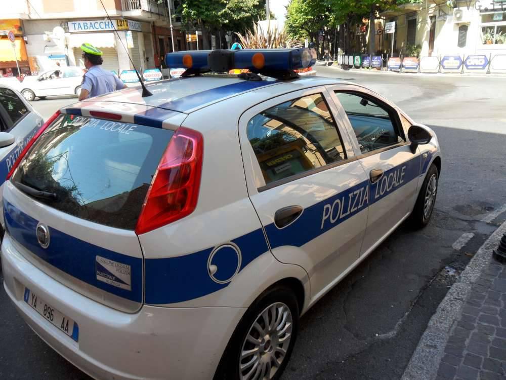 polizia municipale albenga