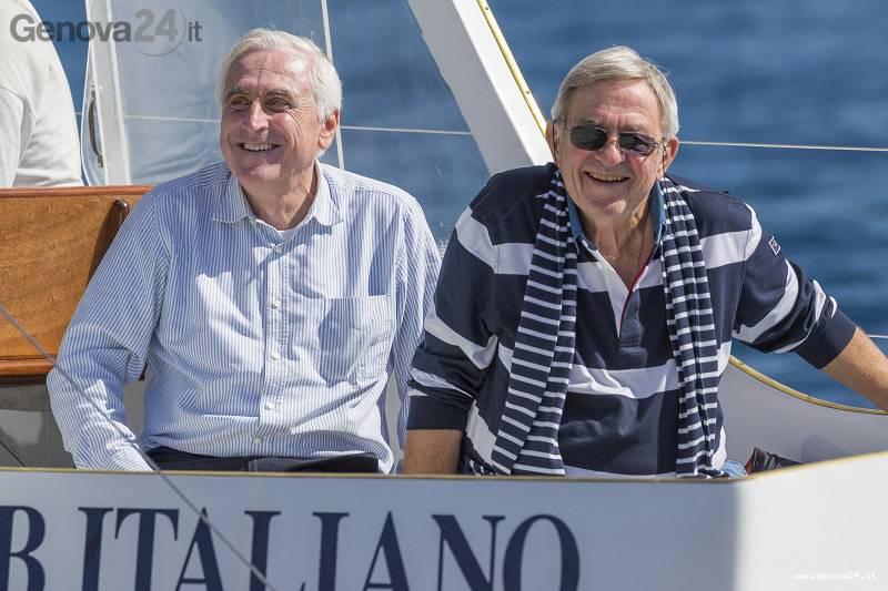 regata, vela, portofino rolex trophy