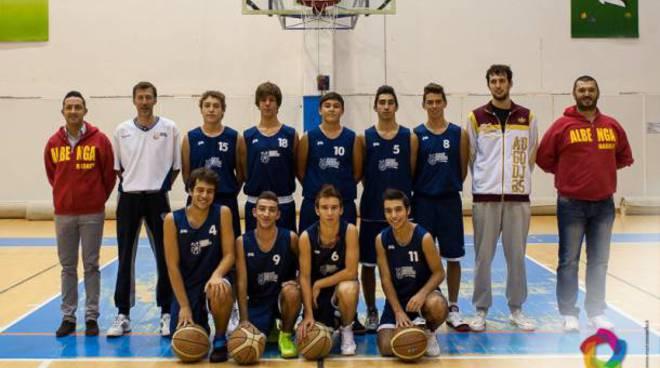 Basket Albenga Under 17