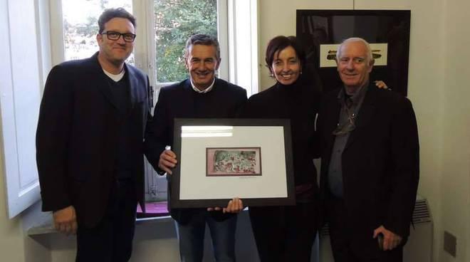 Carcare, Villa Barili ospita la mostra di Maria Paola Chiarlone