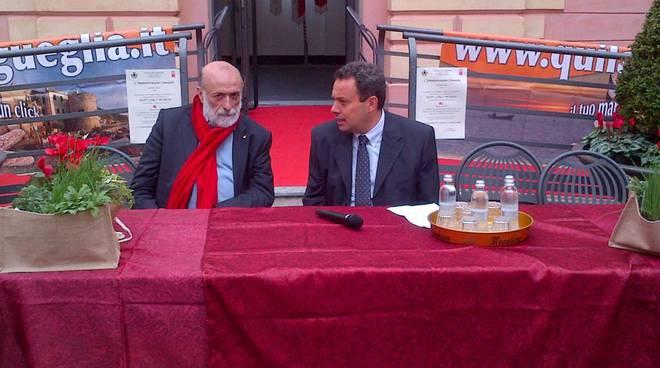"Carlo Petrini cittadino onorario di Laigueglia: ""Qualit? ? filosofia turistica"""