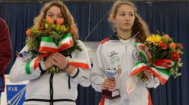 catarzi_italiani_cadetti_podio_foto_augusto_bizzi