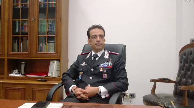 colonnello Alessandro Parisi