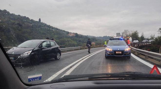 genova est incidente