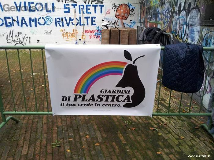 Giardini Di Plastica Genova.La Nuova Vita Dei Giardini Di Plastica Polmone Verde Nel Cuore Di