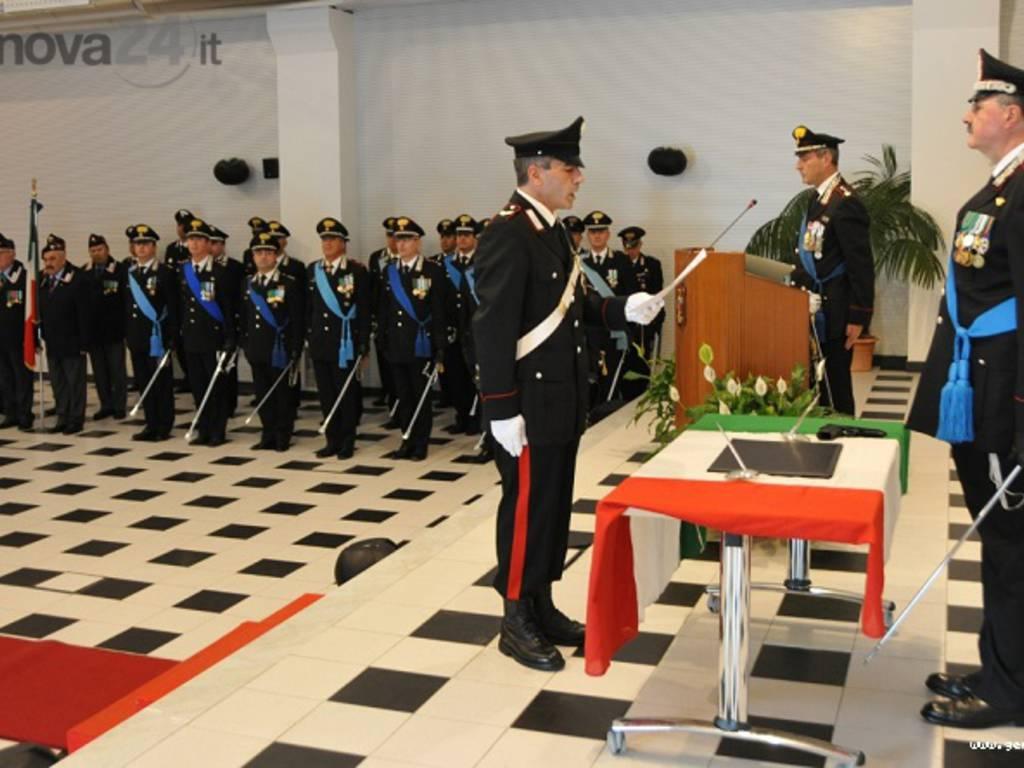 giuramento carabinieri