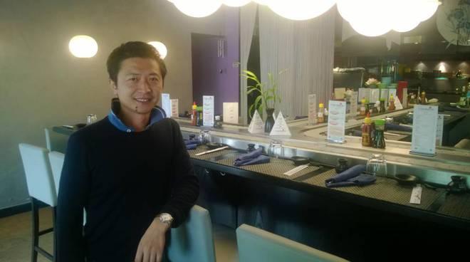 guo li xin - titolare del cinese alassio