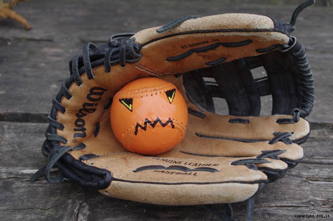 Halloween Cup baseball