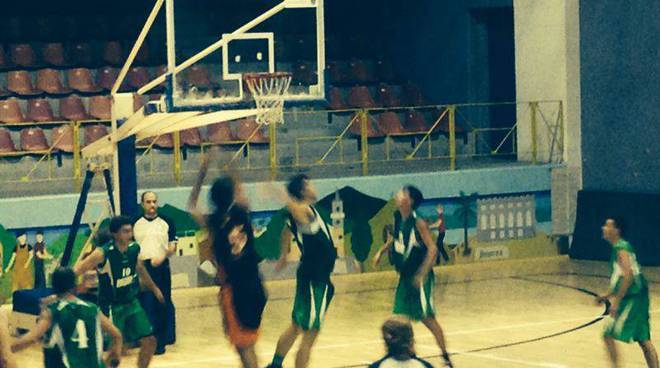 Juvenilia Varazze basket Promozione