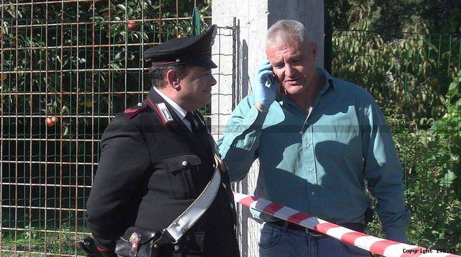 Omicidio-suicidio via Bulasce Loano