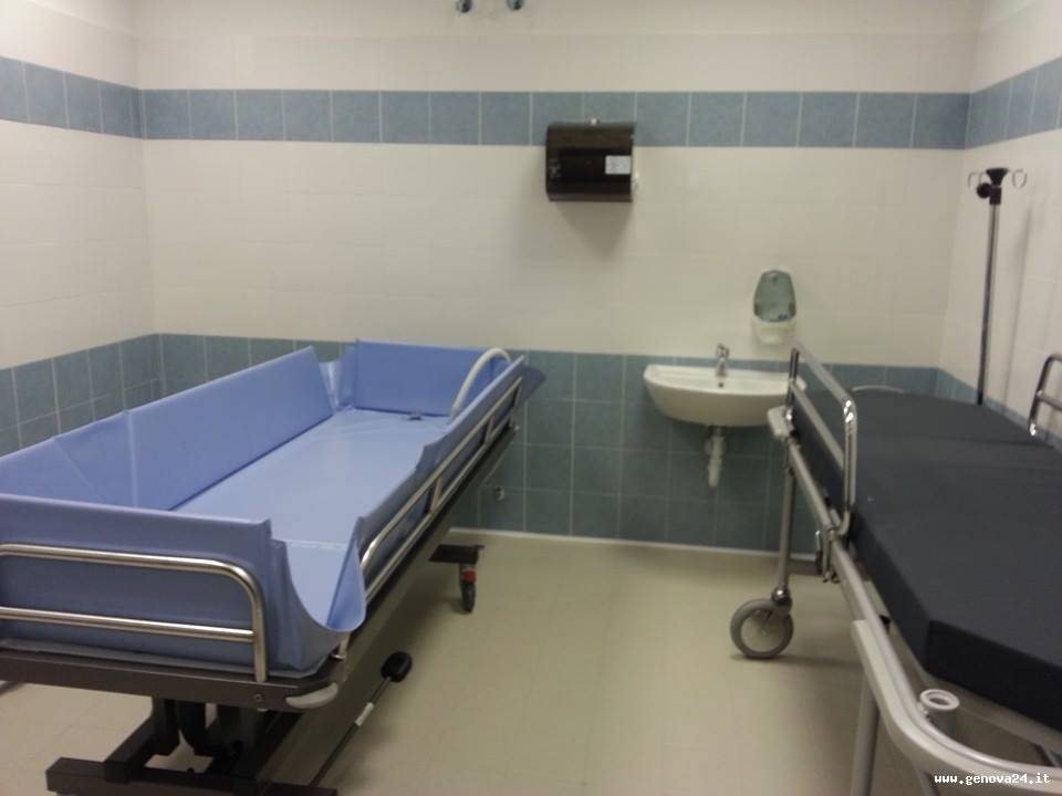 padiglione 9 bis villa scassi sampierdarena ospedale