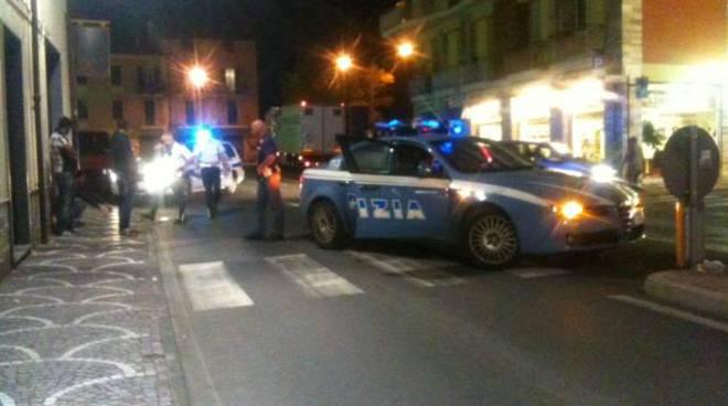 polizia albenga - controlli extracomunitari