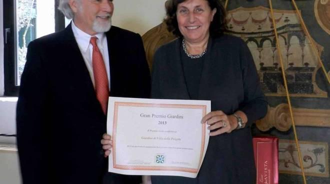 """premio """"Giardini 2013"""" a antonio ricci"""