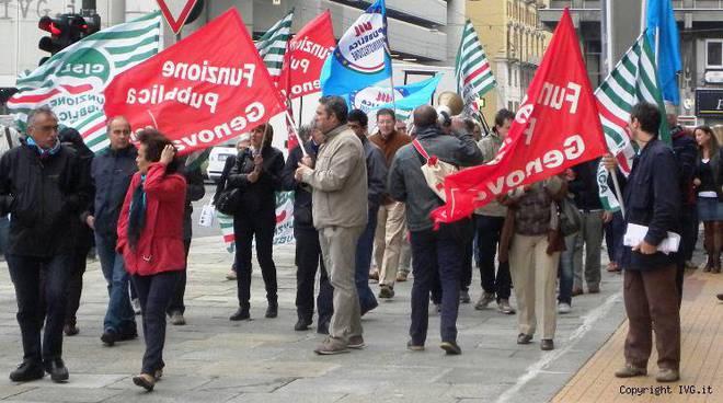 protesta inps
