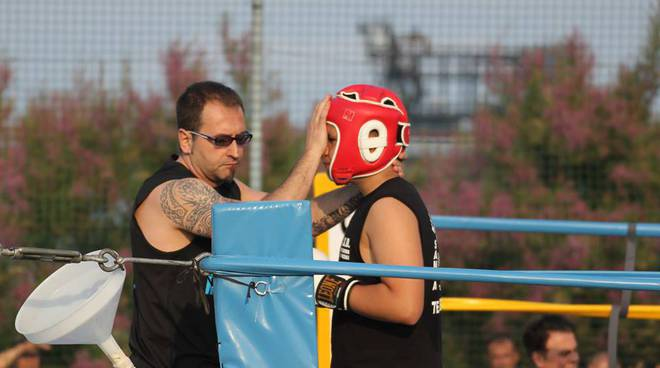 Ring Fighters Team Dibari