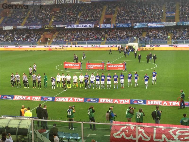 sampdoria ferraris 2013-14