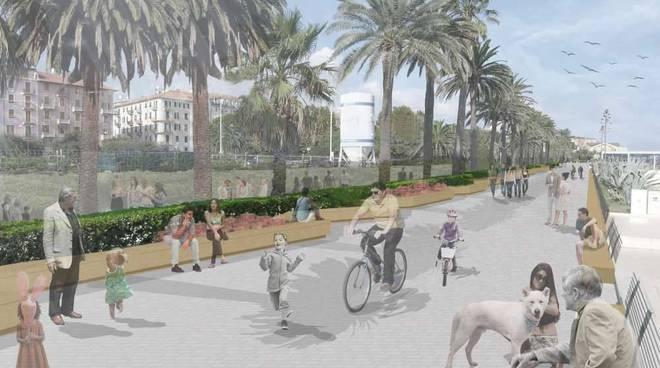 Savona, via libera dalla giunta al primo lotto P.I.U.: parco urbano del Prolungamento e base del Priamar