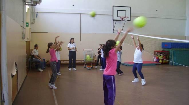 Settimana dello sport scuole di Albenga