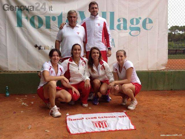 tennis club genova