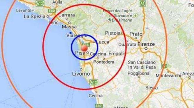 terremoto toscano ottobre 2013