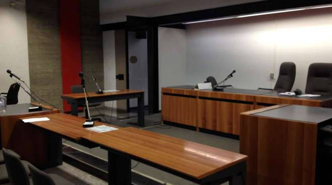 tribunale Savona aula