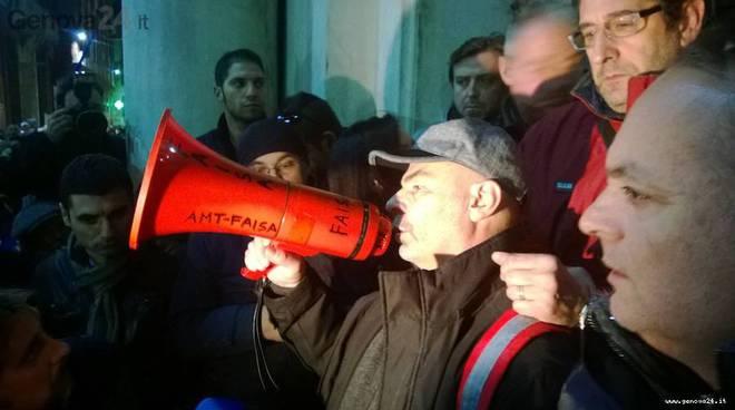 Amt, Amiu e Aster: protesta 21 novembre