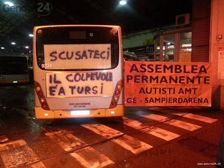 amt sciopero selvaggio 19 novembre 2013
